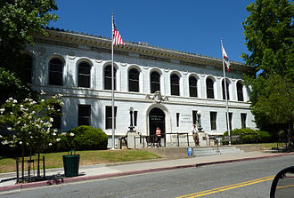 El Dorado County, California - El Dorado County Courthouse, Placerville