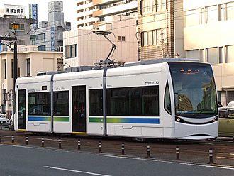 Laurel Prize - 2009 Laurel Prize winner, Toyohashi Railroad T1000 series