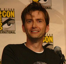 David Tennant interpreta il Decimo Dottore