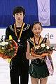 2009 JGP Dresden Pairs Zhang-Wang01.jpg
