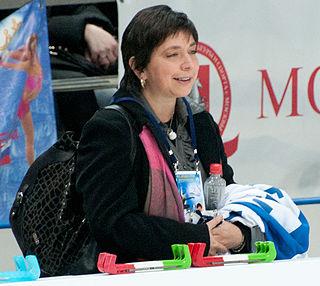 Franca Bianconi Italian figure skater and coach