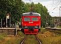 2012-07-19 Электропоезд ЭР2Т на Балтийском вокзале в Гатчине.jpg