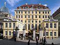 20120929380DR Dresden Neumarkt Coselpalais.jpg