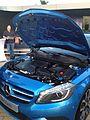 2012 Blue Mercedes A-Class W176 (7661398458).jpg