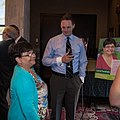 2012 DAA Luncheon - Leona Fountain and Darrin Chaplin (8000990028).jpg