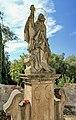 2012 Karwina, Frysztat, Pomnik św. Jana Nepomucena.jpg