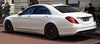 Mercedes-Benz S-Class (W222) - Wikipedia