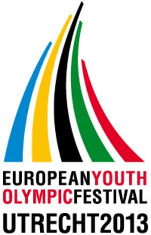 2013 European Youth Summer Olympic Festival - Image: 2013 European Youth Olympic Festival logo