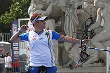 2013 FITA Archery World Cup - Mixed Team compound - Final - 03.jpg