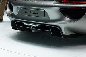 Diffuser (automotive) - Image: 2013 IAA DSC02024 Dx O (9879145825) (2)