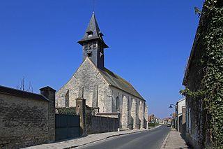La Forêt-Sainte-Croix Commune in Île-de-France, France