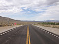 2014-07-28 10 17 40 View south along Nevada State Route 361 (Gabbs Valley Road) about 9.0 miles north of the southern border with Mineral County in Gabbs, Nye County, Nevada.JPG