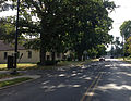 2014-08-28 09 51 10 Intersection of Washington Avenue and Quay Street in Rensselaer, New York.JPG