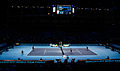 2014-11-12 2014 ATP World Tour Finals show court during M Bryan-B Bryan vs H Tecua-JJ Rojer doubles by Michael Frey.jpg
