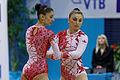 2014 Acrobatic Gymnastics World Championships - Women's group - Qualifications - Georgia 02.jpg