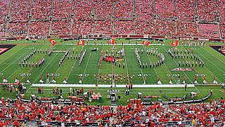 University of Louisville Cardinal Marching Band