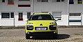 2014 Citroen C4 Cactus Feel Edition PureTech e-THP 110 Frontalansicht Hello Yellow.jpg