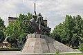 2014 Erywań, Pomnik generała Andranika Ozaniana.jpg