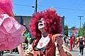 2014 Fremont Solstice parade - Alice-Calavera 02 (14503496625).jpg