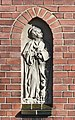 2014 Jaszkowa Dolna, kościół św. Jana Chrzciciela 08.JPG