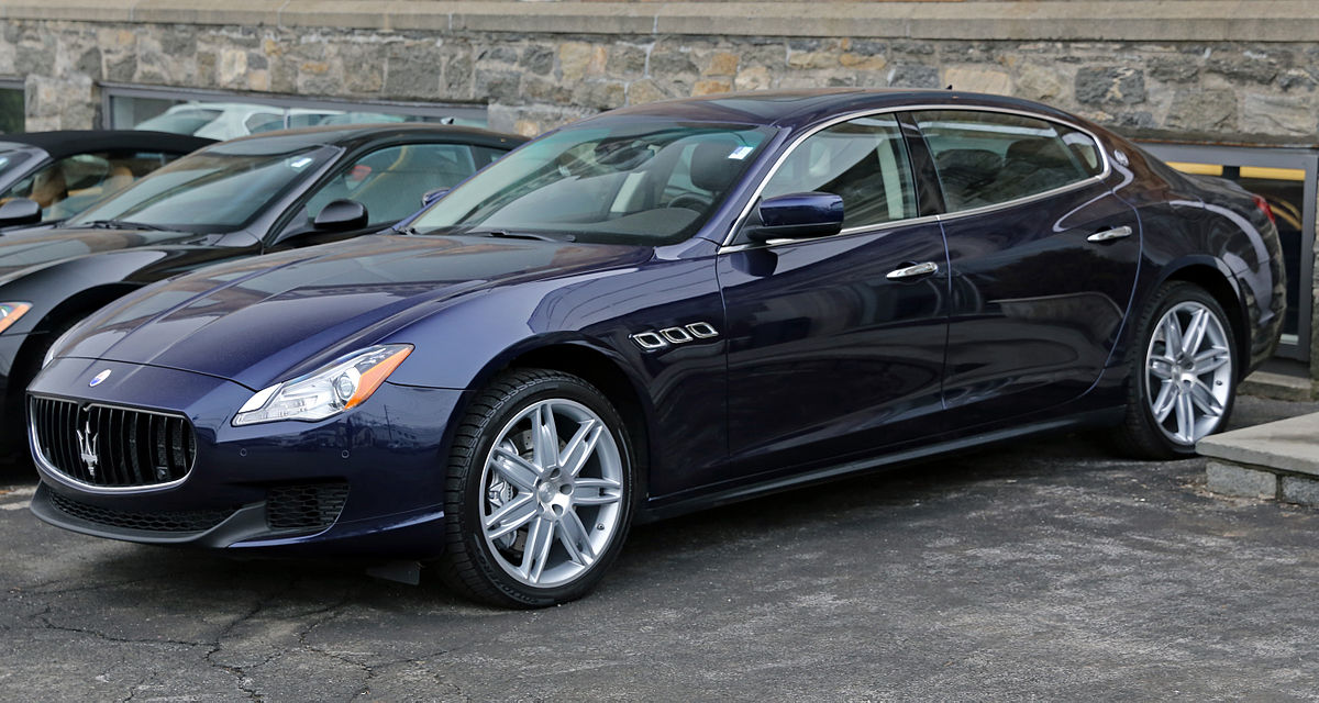 Maserati quattroporte wikipedia