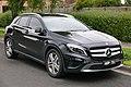 2014 Mercedes-Benz GLA 200 CDI (X 156) wagon (2015-08-07) 01.jpg