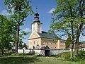2014 Wilkanów, kościół św. Jerzego.jpg