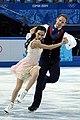2014 Winter Olympics - Madison Chock and Evan Bates - 07.jpg
