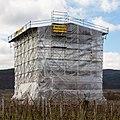 2015 03 05 015 Gebäudeeinrüstung Teepavillon des Weingutes Bürklin-Wolf.jpg