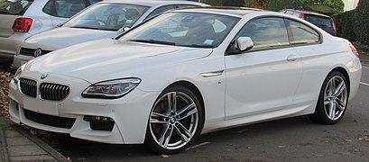 2015 BMW 640d Gran Coupe M Sport Automatic facelift 3.0