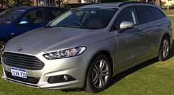 2015 Ford Mondeo (MD) Ambiente station wagon (2015-11-14) 01.jpg