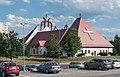 2015 Kościół Podwyższenia Krzyża Świętego w Kłodzku.JPG