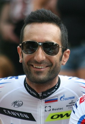 Tiago Machado - Machado at the 2015 Tour de France