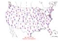 2016-04-28 Max-min Temperature Map NOAA.png