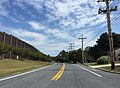 2016-09-16 13 41 20 View east along Maryland State Route 216 (Scaggsville Road) just west of Sweet Cherry Lane in Scaggsville, Howard County, Maryland.jpg
