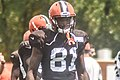 2016 Cleveland Browns Training Camp (28076534103).jpg