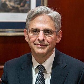 Merrick Garland American judge