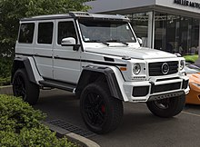 Mercedes Benz G500 4 4 Wikipedia