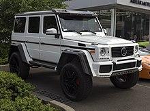Mercedes-Benz G500 4×4² - Wikipedia