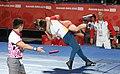 2018-10-12 Wrestling Boys Greco-Roman 71kg at 2018 Summer Youth Olympics – Gold Medal Match MDA-RUS (Martin Rulsch) 18.jpg