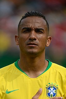 Danilo (footballer, born July 1991) Brazilian association football player