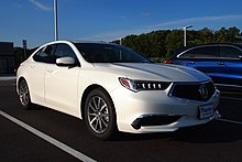 Px Acura Tlx