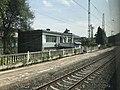 201908 Conductor of Qingxi Station.jpg
