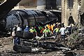 2019 Saha Airlines Boeing 707 crash 04.jpg