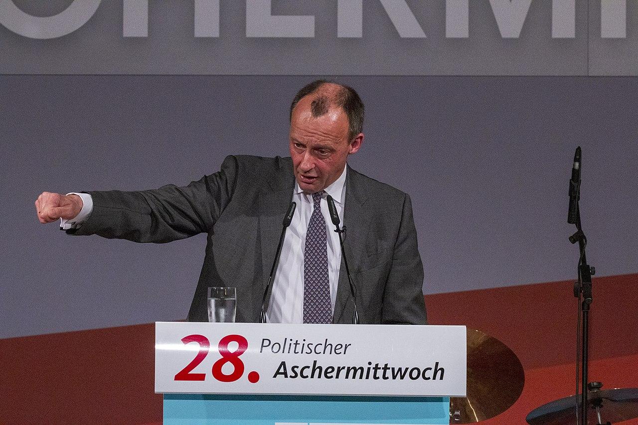 20200226 Friedrich Merz Politischer Aschermittwoch CDU Thüringen Apolda by OlafKosinsky 0780.jpg