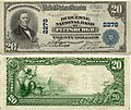 20 Dollars - Duquesne National Bank of Pittsburgh (25.05.1915) Banknotes.com - Obverse & Reverse.jpg