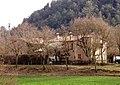 218 El xalet Ventós (Sant Agustí de Lluçanès), amb Cal Jaques al fons.jpg