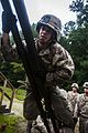 22nd MEU BLT puzzles through leadership reaction course 130827-M-HZ646-241.jpg
