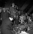 27.05.69 Affaire meurtre René Trouvé-Birague. Le Dr. Birague avec G. Pompidou (1969) - 53Fi1634.jpg