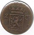 2 cent (Dubbele Duit) 1838J voor 300.JPG